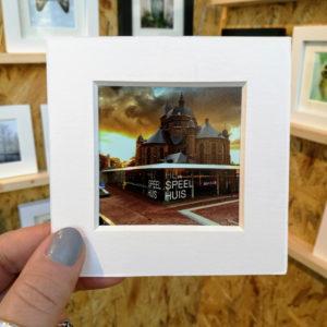 Halletjes Decoratieve Foto's voor aan de muur